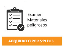 endorsement cdl materiales peligrosos