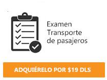 endorsement cdl transportes de pasajeros