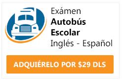 examen cdl endorsement autobus escolar