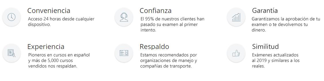 beneficios licencia cdl